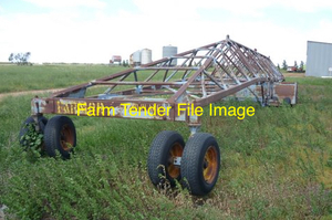 60' x 12' FARMOR LAND PLANE, Contact for Price