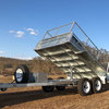 NEW HYDRAULIC TIPPER TRAILERS 3500KG - Delivery Australia wide