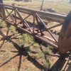 13 Foot   Moree Rural Engineer Co Rock Stick Rake