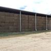 300mt Vetch Hay 580kg 8x4x3 Bales (Shedded)