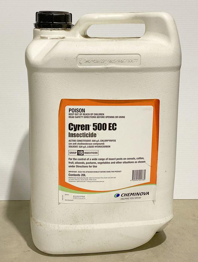 Cyren® 500 EC