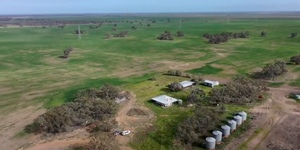 Under Auction - 'Riverside' Cropping Farm on Avoca River - 2% + GST Buyers Premium On All Lots