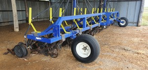 9m Big Rig Planter Fitted With 20 John Deere Biomax Single Disc Openers