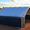 Under Auction - Under Auction (A127) - Premium Grade Container Mounted Dome Shelter - 2% + GST Buyers Premium On All Lots