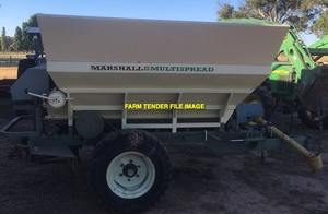 WANTED Marshall 825t Spreader or similar