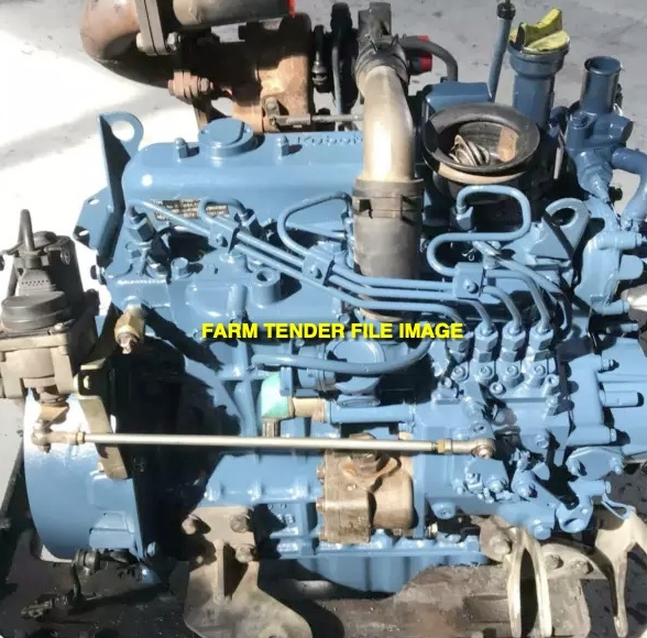 WANTED Kubota V1502, V1505 Motor or equivalent