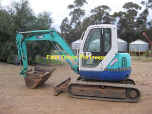 WANTED 8mt Excavator