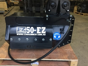 EZ Machinery. Swinging flail Mulcher. EZ-50