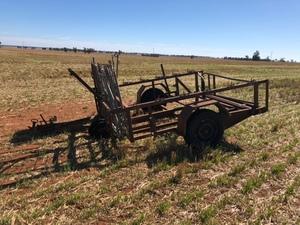 WANTED McShane Portable Sheep Yards