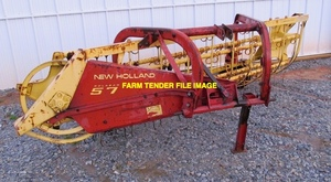 New Holland 57 Hay rake