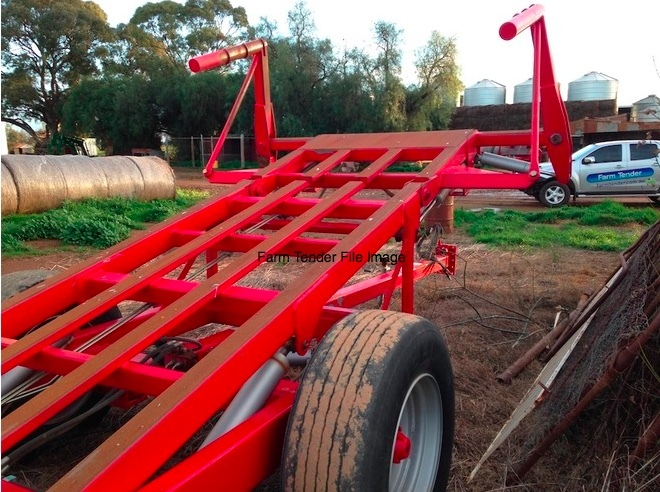 Square Bale Stacker Wanted