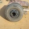 2 x 8.25 x 16'' Rims & Tyres