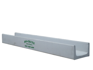 Concrete Ag-Crete 4m Feed Troughs - Ideal For Sheep - Ag-Crete
