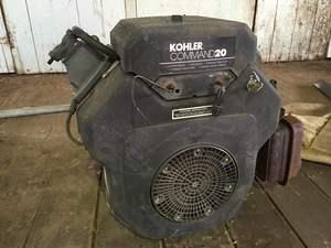 20 HP Kohler Engine