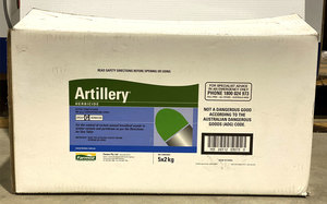 Artillery 2kg Broadleaf Selective Herbicide