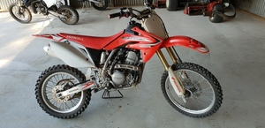 2009 Honda CRF150R