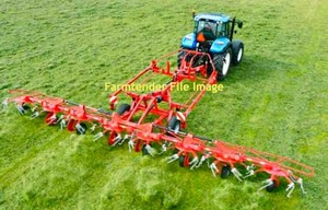 Wanted 15m Lely Tedder Rake