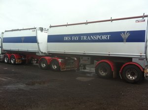 2008 Byford 19m B Double Trailers