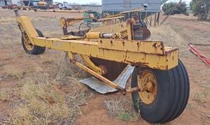 Chamberlain 24 disc Plough