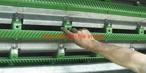 John Deere Corn Filler Plates