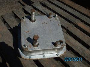 Agrow Plow Gear Box