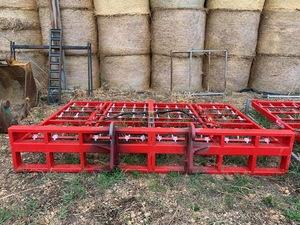 Steffens Systems Twenty Bale Pack Grab