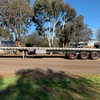 1991 45' JRM Triaxle Trailer