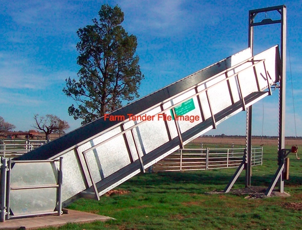 8mt Loading Ramp Wanted