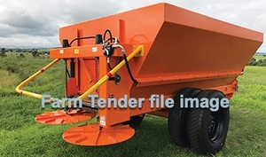 Wallaby 8-10 cubic mt  Spreader. Wanted