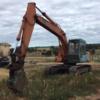 Hitachi EX120 12 Tonne Excavator