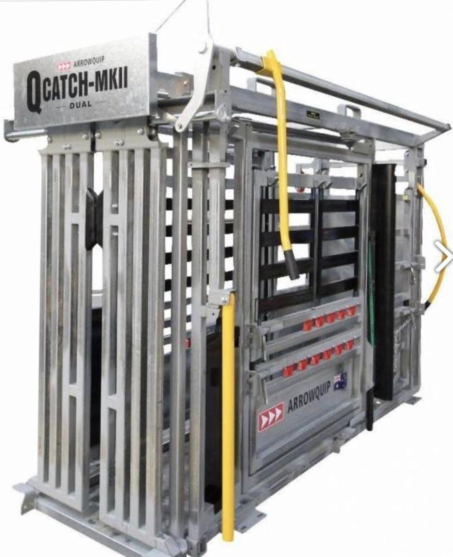 Brand NEW Q-Catch MK 2 Dual Vet Crush
