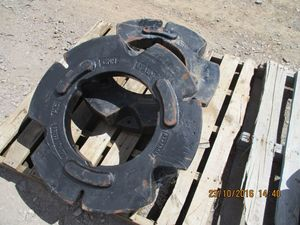 Wheel Weights Case Tractor