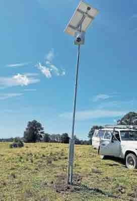 Barko On Farm Security Camera System