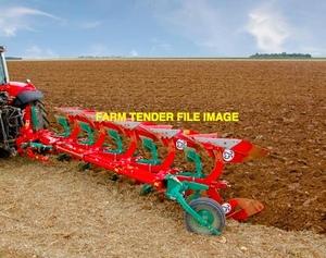 WANTED 6-8 Furrow Plough