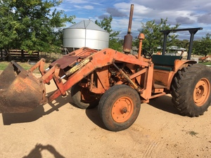 Chamberlain Champion 9G Tractor in very good Order