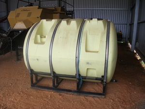 5,000 Lt Tank With Frame