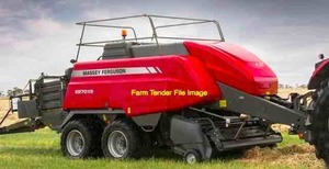 WANTED Massey Ferguson 2270 XD Baler