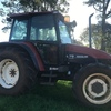 New Holland L75 4X4 Tractor