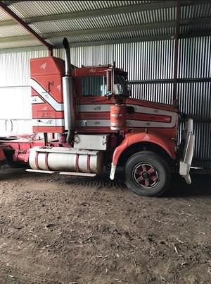 Kenworth SAR 1976 Prime Mover
