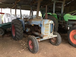 Ford Super Major 94142 Tractor