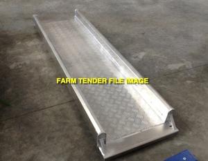 WANTED Aluminium Cattle Scale Platform