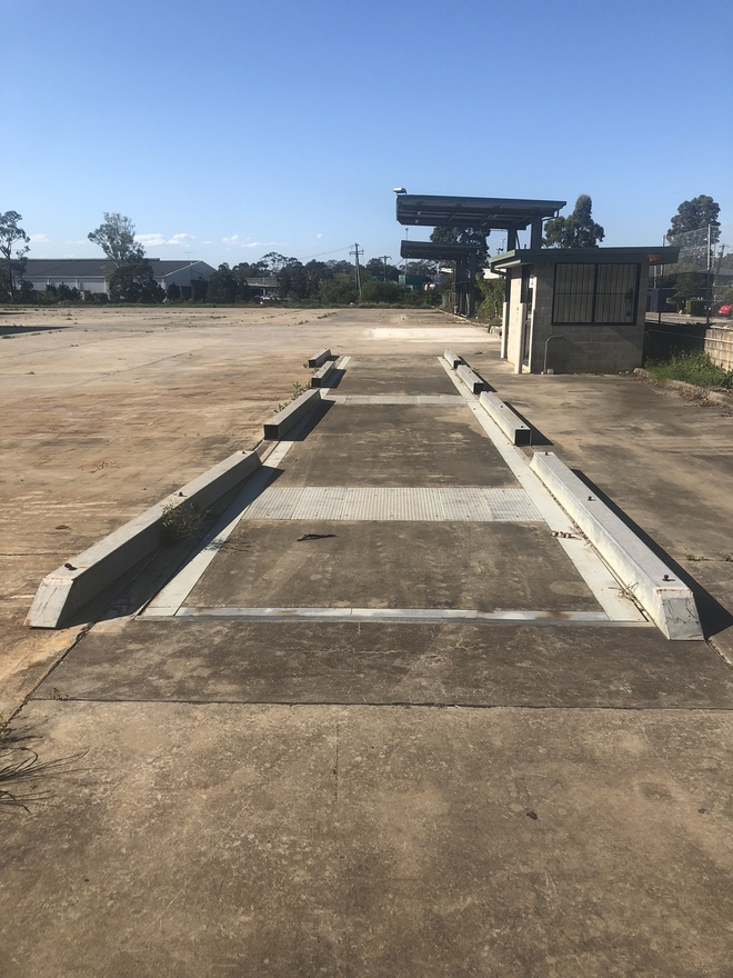 20m Concrete Weighbridge