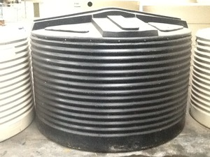 4,500 Litre Round Squat Water Tank