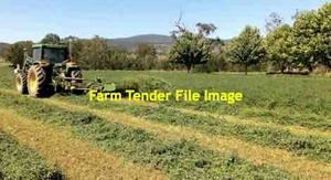 Wanted Lucerne Hay in the Windrow