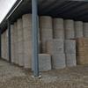 Oaten or Wheaten Hay 500kg 5x4 Rolls