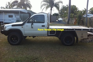 WANTED Cab Chassis Ute Auto