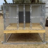 Dog Cage/Kennel - Two bay