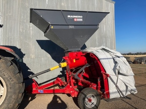 2020 Mainero 2235 Grainbag Inloader