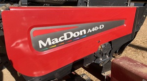 Macdon A40-D 18' Sickle Cut Mower Conditioner