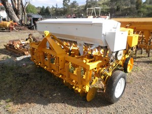 Wanted To But Disc Coulter Openers To Suit a Connor Shea 14 Coil Tyned Seeder